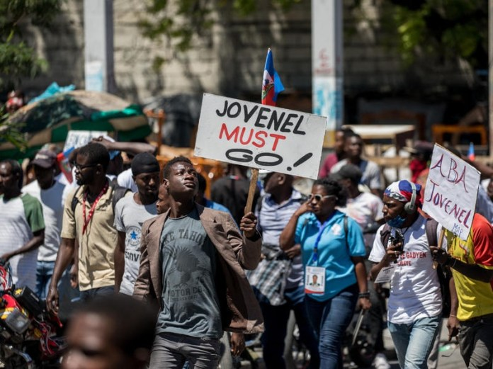 Florida officials and the Haitian-American community reacted swiftly