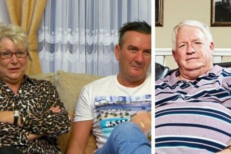 Jenny and Lee pay emotional tribute to fellow Gogglebox star