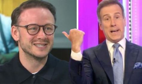 """Anton Du Beke jokes about Kevin Clifton: """"Everyone can breath a sighof relief"""""""