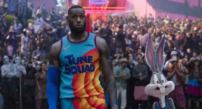 LeBron James will appear in Fortnite's Icon Series
