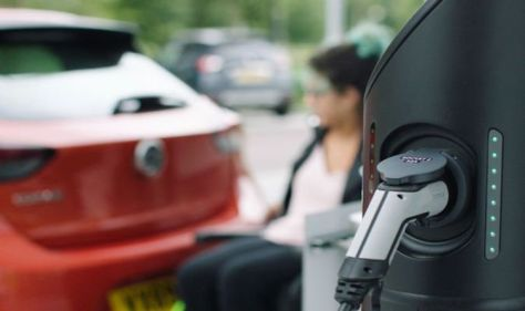 Accessibility workshop for electric vehicles that is mobile and able to be held Vehicle charging project