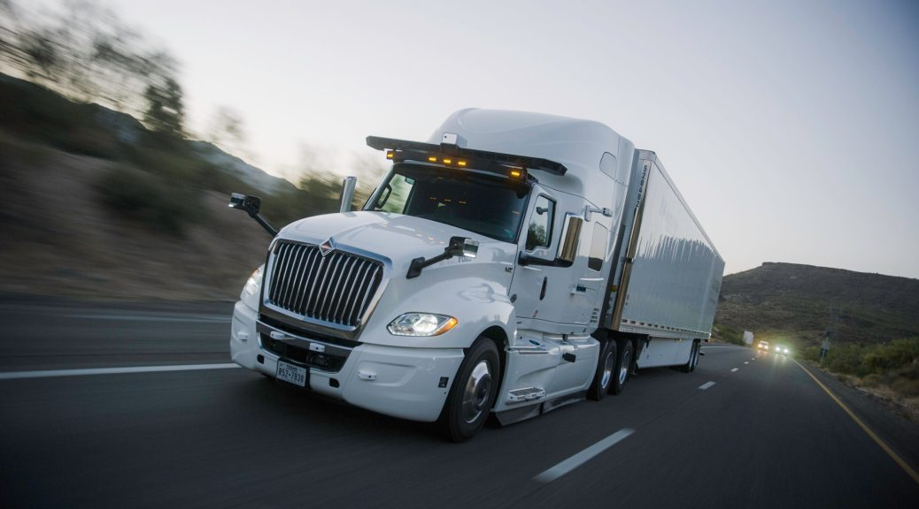 Ryder joins TuSimple to help build its self-driving truck network Partnership