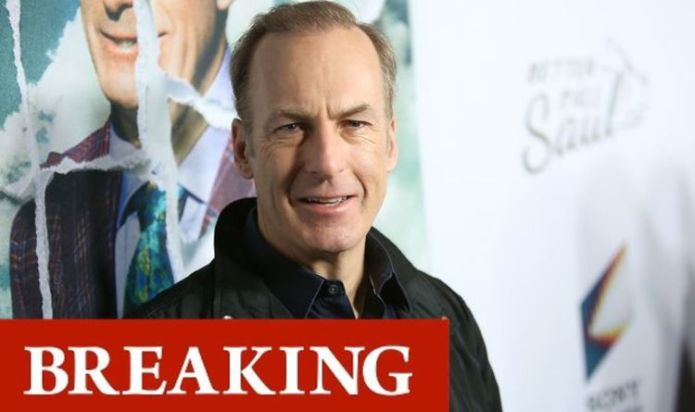 """Bob Odenkirk, who suffered a'small heart attack,' sends a message to his fans: """"I feel the love"""""""