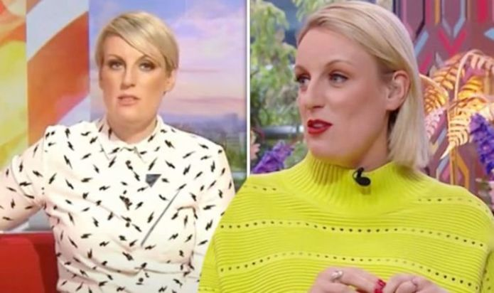 'I'll never use the word again' Steph McGovern hits back as holiday post sparks backlash