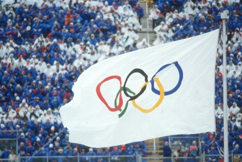 Why are people obsessed with the Olympics