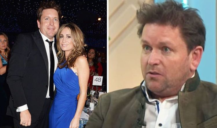 'Put me off for the rest of my life!' James Martin shares his 'golden rule' about weddings