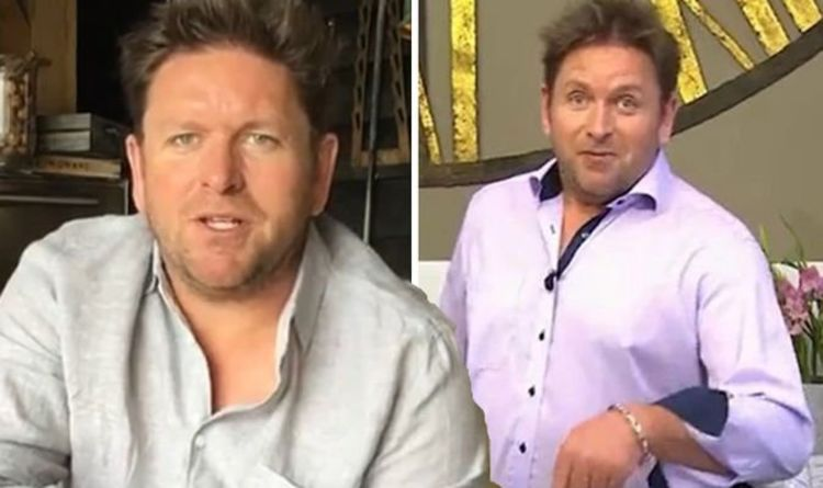 James Martin inundated with support as he shares cryptic post about 'the worst of people'