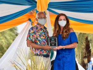 The Bahamas celebrates debut of Crystal Cruises' homeport in Nassau