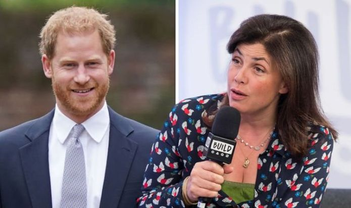 'Stop using title to sell books!' Kirstie Allsopp calls out Prince Harry over memoir news