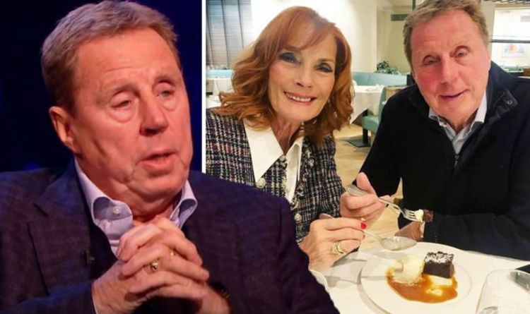 'That's when the problems start!' Harry Redknapp speaks out on arguments with wife Sandra