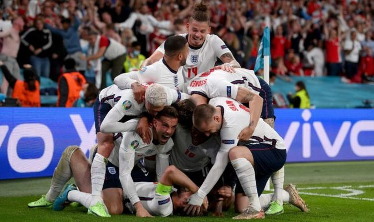 So bitter! German commentator hits out at England's 'joke penalty' - 'More like a dive!'