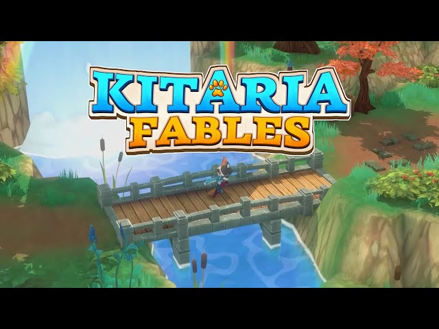 Kitaria Fables: Zelda and Stardew Valley meet in Kitaria Fables