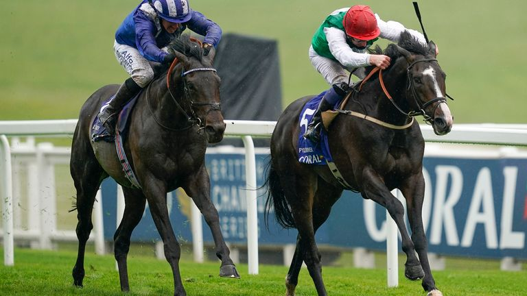 Muir 'could cry' as Pyledriver misses King George