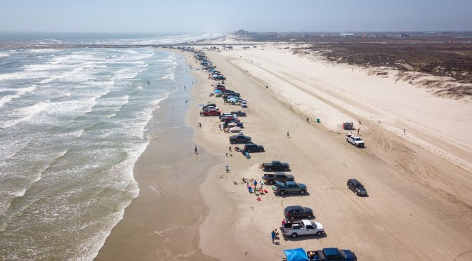 San Antonio man dies from suspected drowning at Corpus Christi beach, officials say