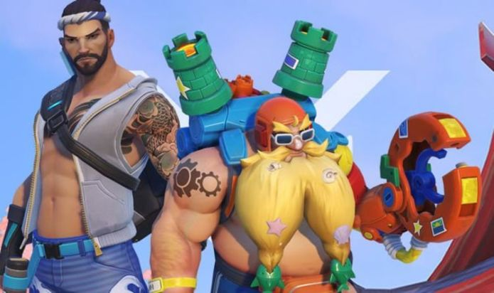 Overwatch Summer Games 2021 update time and event patch notes