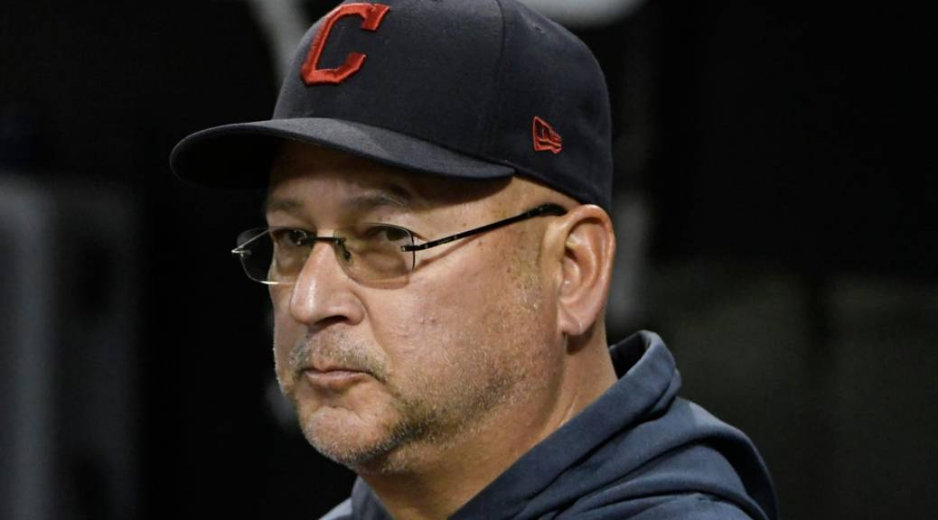 Terry Francona, Cleveland Indians Manager, is forced to take on health issues You can still get the season's remaining seasons by stepping away