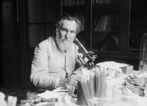 Elie Metchnikoff recognized the role of the gut microbiome on health and longevity. (Gallica Digital Library/Wikimedia)