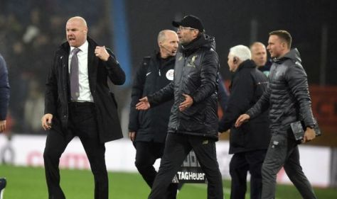 Jurgen Klopp and Sean Dyche: The history of an ongoing bitter feud between bosses