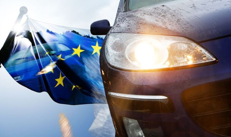 The UK will soon get a new EU driving law. An end to the speeding fines