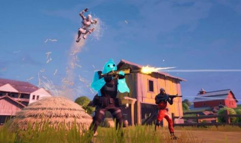 Fortnite server down for today. For update 17.30