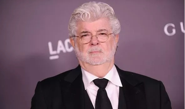 George Lucas was picked out by his star