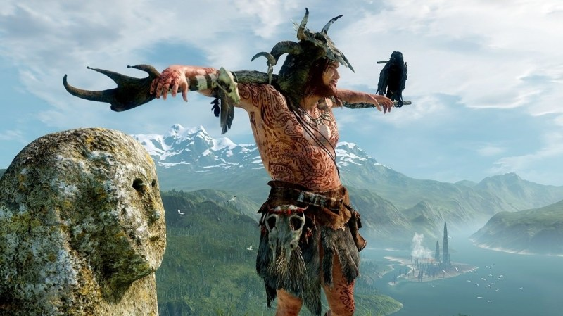PlayStation-exclusive prehistoric adventure Wild has According to some reports, the order was cancelled