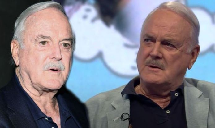 John Cleese attacks 'absurdly' political correctness Fawlty Towers 'cancellation'