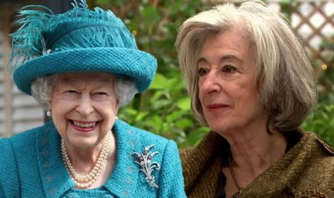 Maureen Lipman, Coronation Street's Maureen Lipman was stunned at the randomness of her decision Question from the Queen