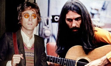 George Harrison speaks out on John Lennon's criticisms in The Beatles