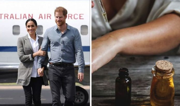 """Meghan Markle says she can't live with out her travel essential. Flying - """"Not very glamorous"""""""