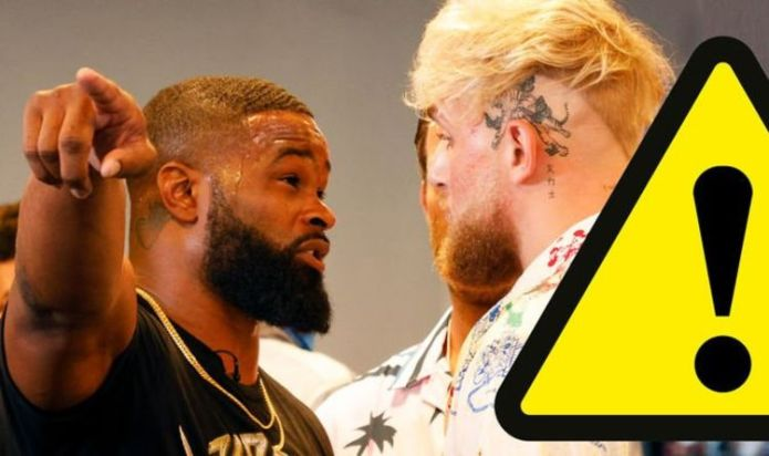 Live stream: Jake Paul vs Tyron woodley Legal risk from free streams