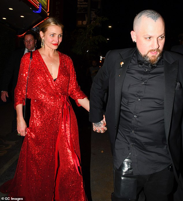 The couple was snapped in 2018 on an outing in Los Angeles