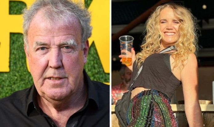 Jeremy Clarkson responds to his daughter's poor wardrobe. malfunction after skirt 'explodes'