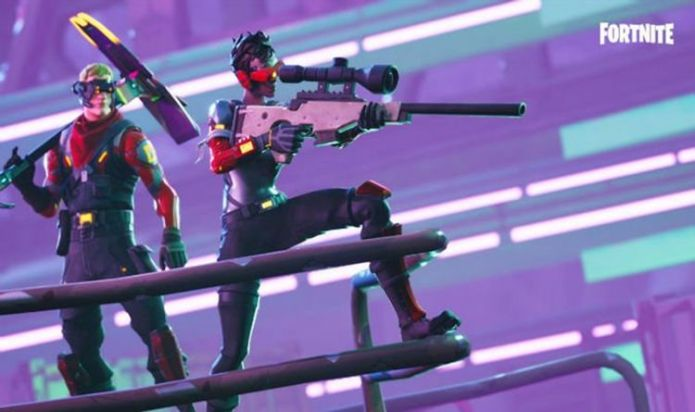 Fortnite server down in the morning: What's the down time? For update 17.50
