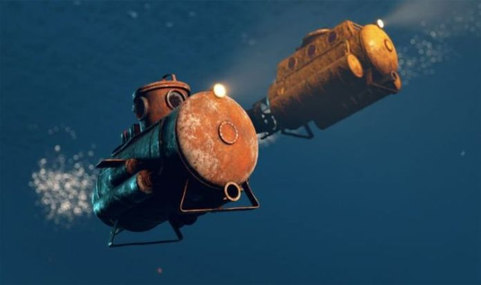 Update on Rust: August 2021 Patch adds Submarines and Torpedoes