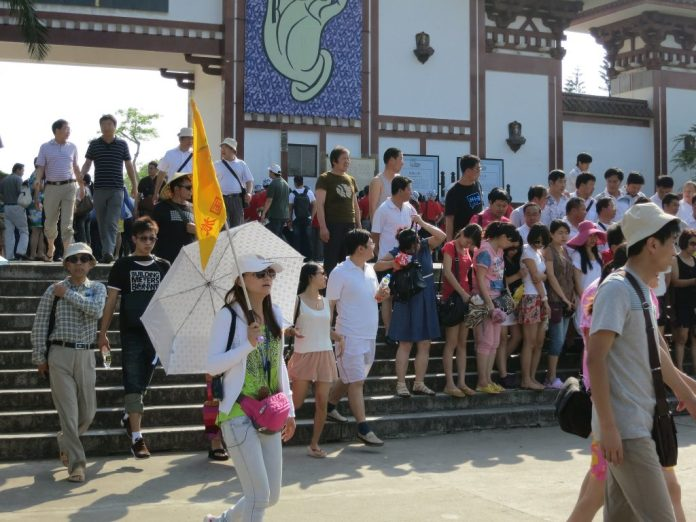 Imagine Travel without Outbound Chinese Tourists