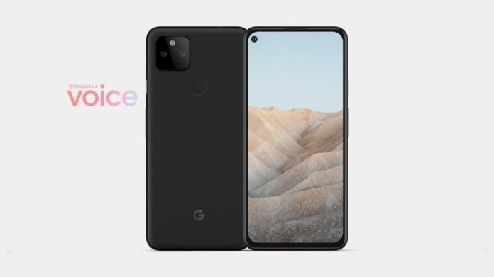 Google Pixel 5a specs and launch date revealed Leakage