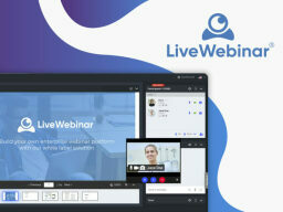 A lifetime subscription to Improve Meetings and Webinars to LiveWebinar Pro