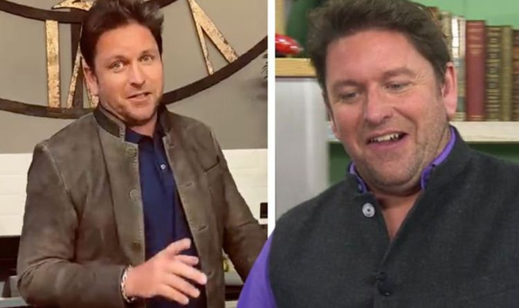 James Martin confirmed filming for a new Saturday series Morning has begun 'Amazing day!'