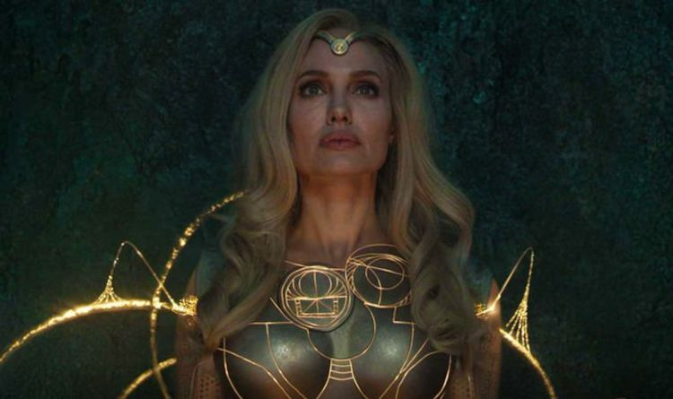 Trailer for Eternals gives us a glimpse at Celestials. WATCH