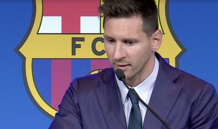 Barcelona icon Lionel Messi confirms PSG transfer talks and There are many rival calls