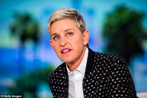 Scandal: The news comes after claims of Ellen's toxic work environment were revealed in July 2020 by one current and 10 former employees of the daytime talk show who accused three executive producers, Ed Glavin, Mary Connelly and Andy Lassner, of 'bullying'