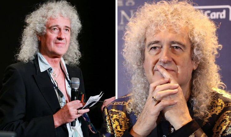 """Brian May shares an emotional update on """"Feeling very sorry tonight"""" As a fellow music icon, he dies"""