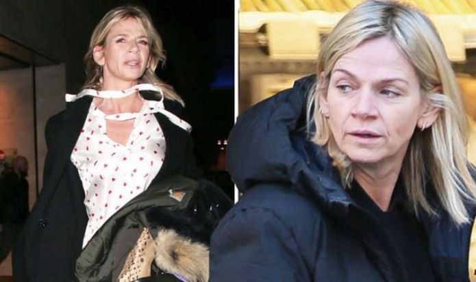 Zoe Ball: Radio 2's host sustains an injury following embarrassing incident Mishap at the Strictly Leaving Party
