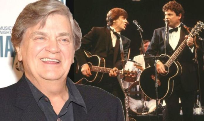 Don Everly is dead: The Everly's last surviving member Brothers, age 84, dies in his home