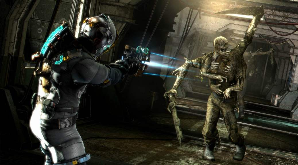You won't hear any more Dead Space news before next year