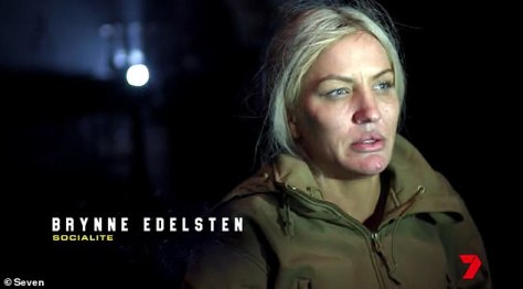 Challenge: Brynne is set to star in the new season of SAS Australia, on Channel Seven