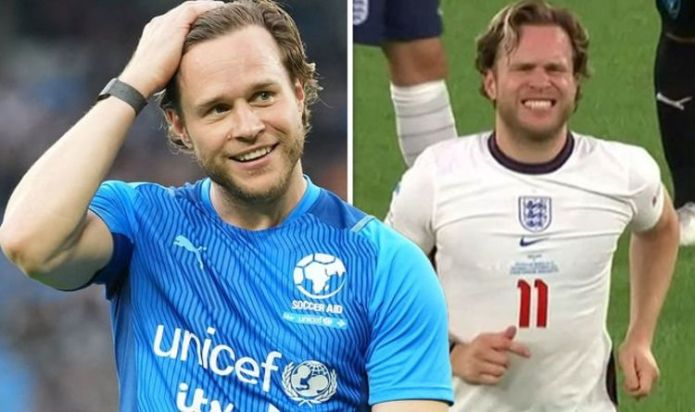 Olly Murs stirs concern with early pains After surgery, Soccer Aid is closed for several weeks