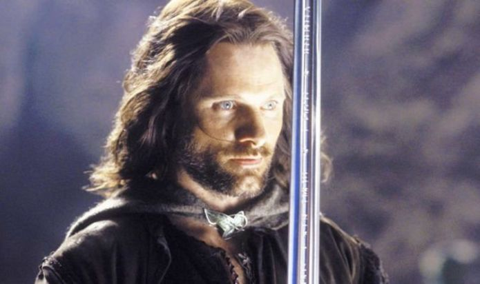 Lord of the Rings: Aragorn's star in Lord of the Rings reveals that a 'beautiful scene' was cut from the films. This is the first time it has been revealed.