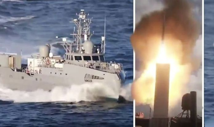US Navy Fears Uncrewed Ghost Ship Fires Missiles In 'Game-Changing' Weapons Test